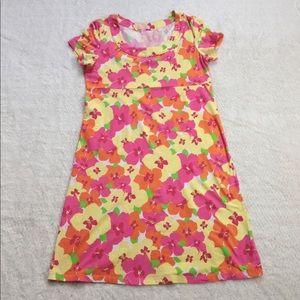 Lilly Pulitzer Kelsea Floral T-Shirt Dress